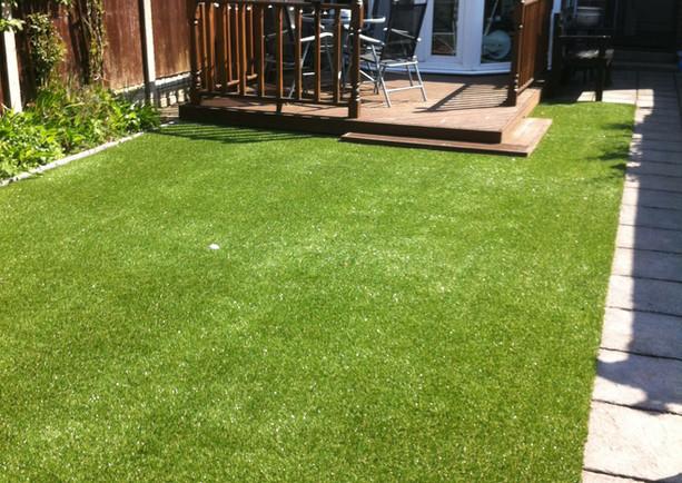 Liverpool Artificial grass 6