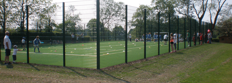 artificial grass MUGA 27.JPG