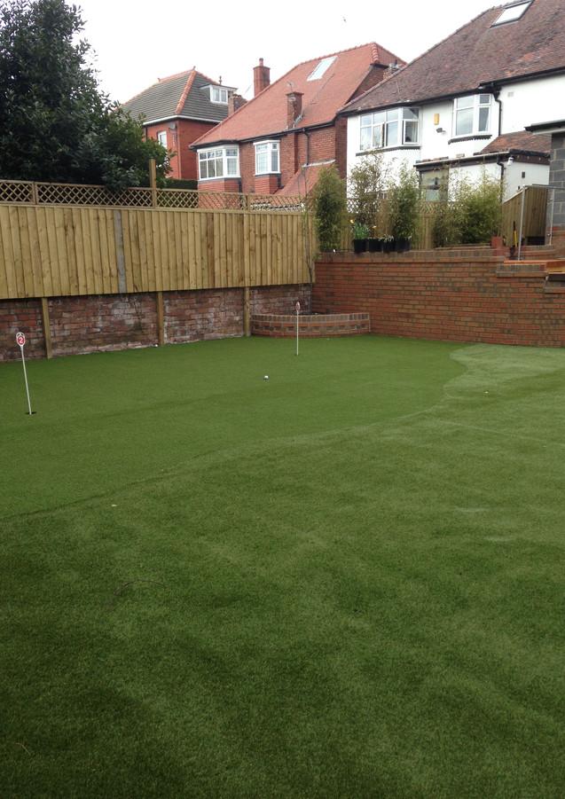 Liverpool Artificial grass 1