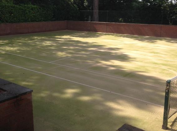 artificial grass Sand Filled 6.JPG