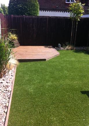 Liverpool Artificial grass 4