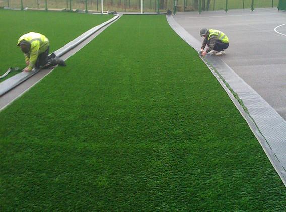 artificial grass MUGA 12.JPG