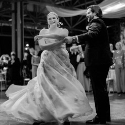 Choreographed First Dance