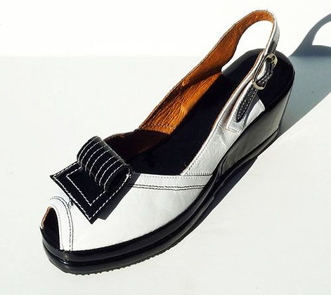 Remix - Scroll Sling Back