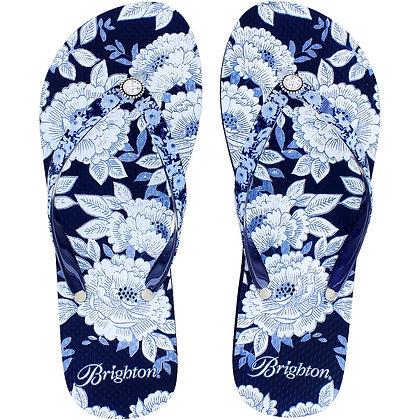 Brighton - Batik Flip Flops