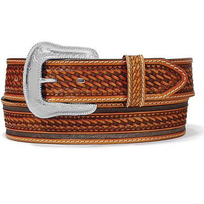 Brighton - Ringo Basket Weave Belt