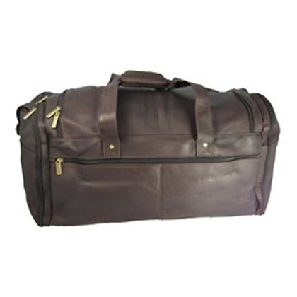David King - Extra Large Multi Pocket U-Zip Duffel