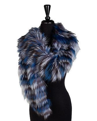 Chosen Furs - Long Silver Fox Scarf