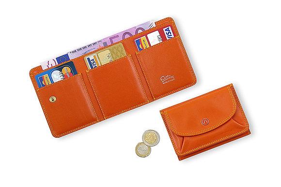 Antonini - Italian Compact Tri-Fold Wallet