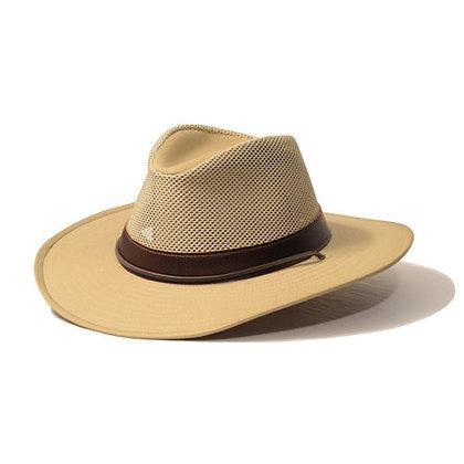 Henschel Hats - The Breezer Khaki