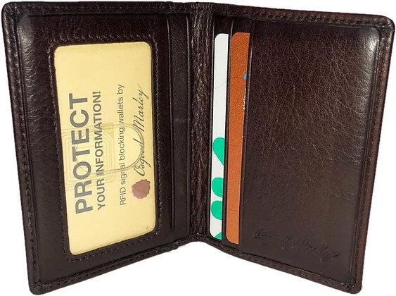 Osgoode Marley - RFID FSL Double ID Card Case