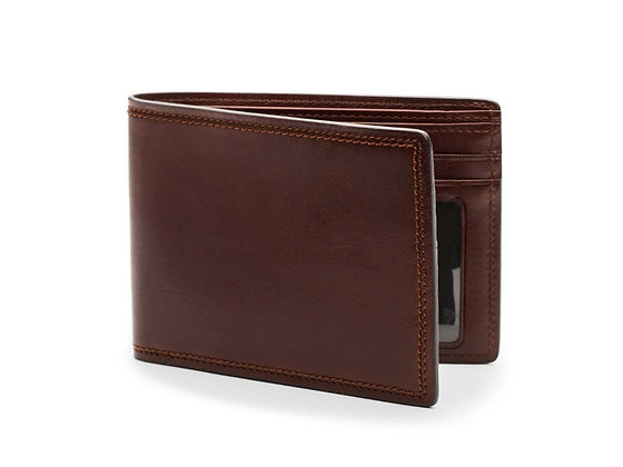 Bosca - RFID Executive Wallet Dolce Italian Leather