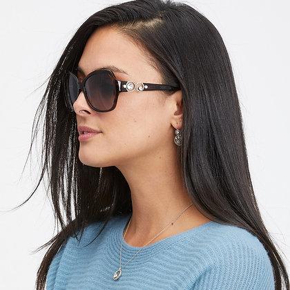 Brighton - Crystal Halo Sunglasses