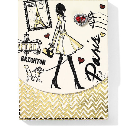 Brighton - Fashion Passport Pocket Notepad
