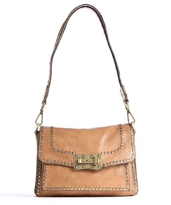 Campomaggi - Agnese Latched Crossbody Bleached
