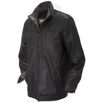 Remy Leather - Men's 3/4 Length Coat