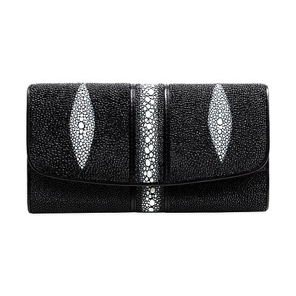 Makai - Genuine Sting Ray Clutch