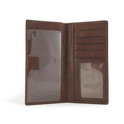 Osgoode Marley - DeLuxe Checkbook Wallet