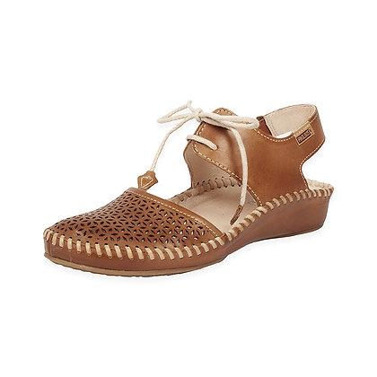 Pikolinos - The P.Vallarta Lace Ankle Strap