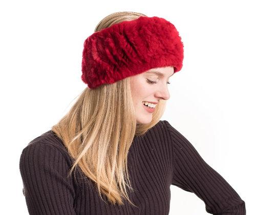 Belle Fare - Knitted Rex Rabbit Headband