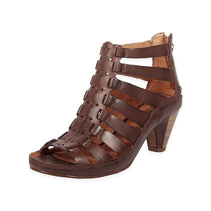 Java Heeled Gladiator Sandal