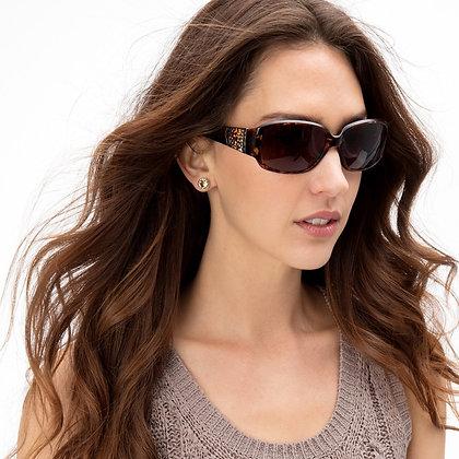 Brighton - Crystal Voyage Sunglasses Tortise