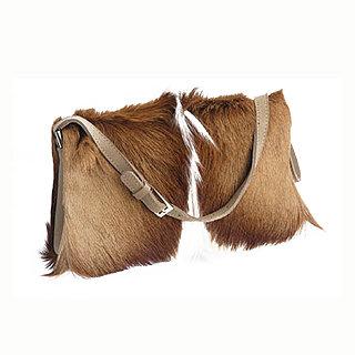 Kulu - Springbok Clutch with Strap