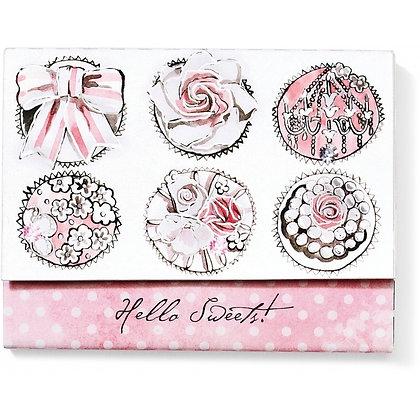 Brighton - Hello Sweets Notepad