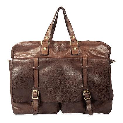 Campomaggi - Top Zip 'Carrier' Bag Italia