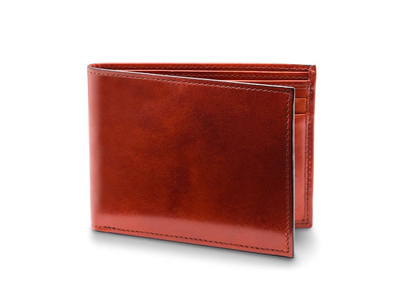 Bosca - RFID Executive ID Bifold Wallet in Old Leather
