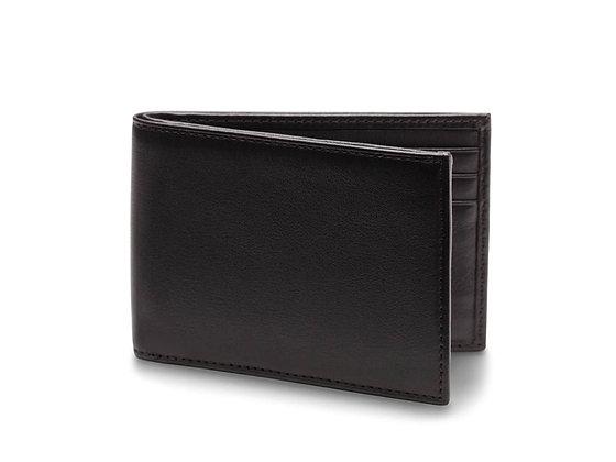 Bosca - Small Bifold Wallet in Nappa Vitello