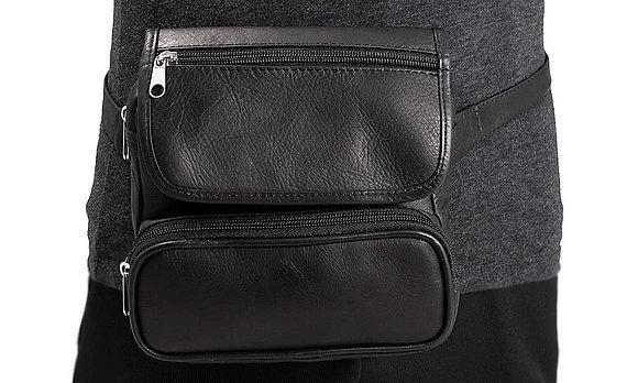 David King - Large Double Pocket Waist Pack