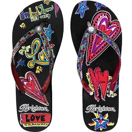 Brighton - Romcom Flip Flops