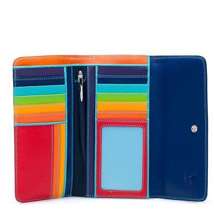 MyWalet - Tri-Fold Zip Wallet