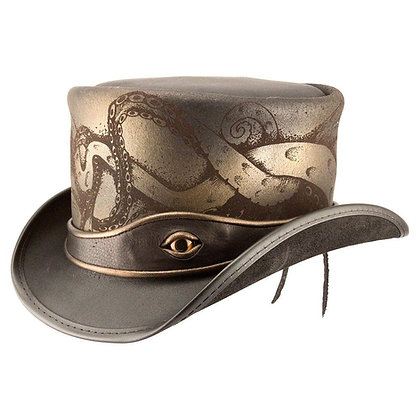 American Hat Makers - The Kraken Steampunk