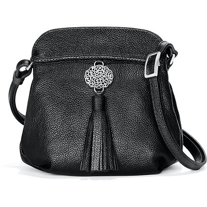 Brighton - The Park Tassel Pouch Black