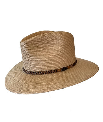 Dorfman - Brookdale Aussi Panama Hat