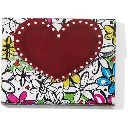 Brighton - Love Heart Notepad