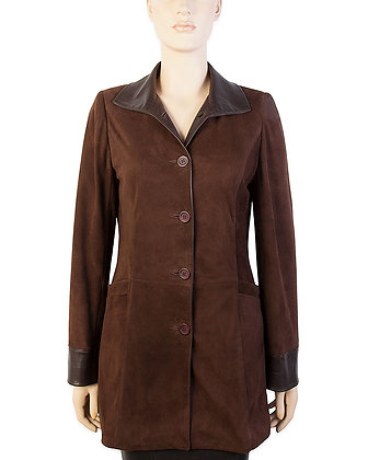 Lyn Leather - The Fiona Jacket