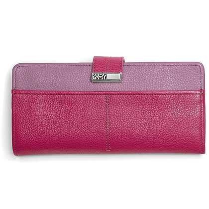 Brighton - Barbados Large Pocket Wallet