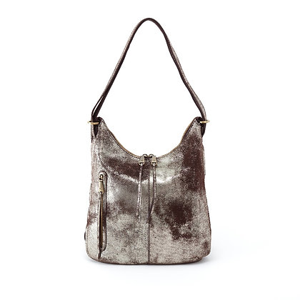 Hobo - The Merrin Convertible in Heavy Metal Silver