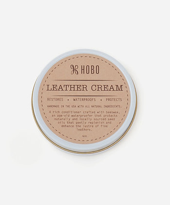 Hobo -  Leather Cream