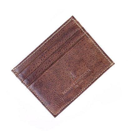 Martin Dingman -  Genuine Water Buffalo Leather I.D. Card Case
