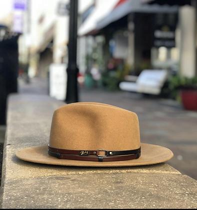 Bailey Hats - The Stedman Velour Felt