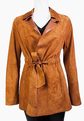Oxan - Womens Reversible Goatskin Jacket
