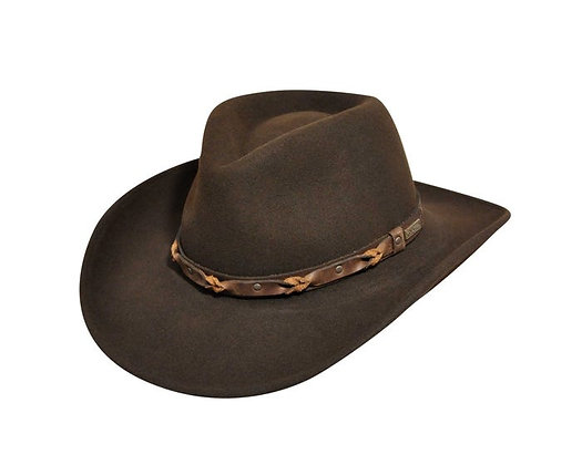 Bailey Hats - The Wind River Palisade Outback LiteFelt®