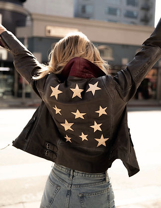 Mauritius - Christy Women's Jacket - Everybody is a Star!