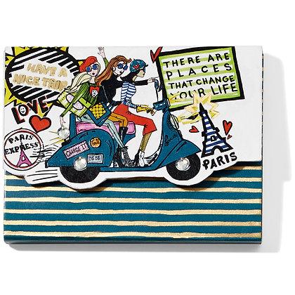 Brighton - Travel Girls Notepad