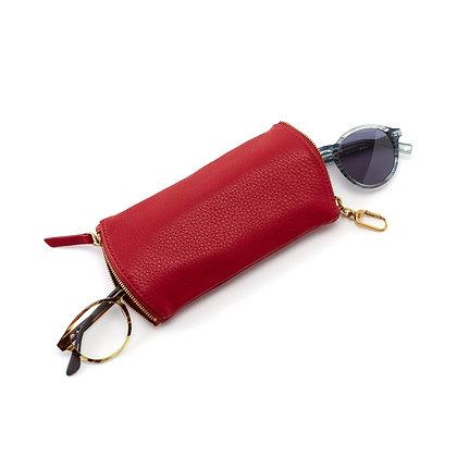 Hobo Go Collection - Spark Eye Glass Case in Velvet Hide