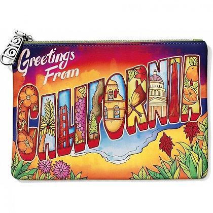Brighton - California Travel Pouch